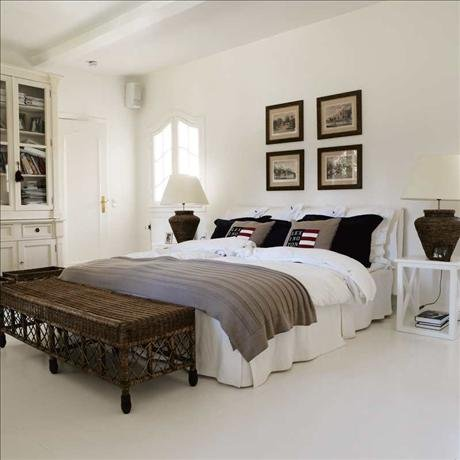 Fresh new england style bedroom house of ana s for New england style bedroom